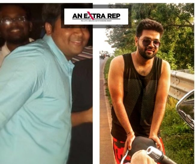 Fat to fit transformation India