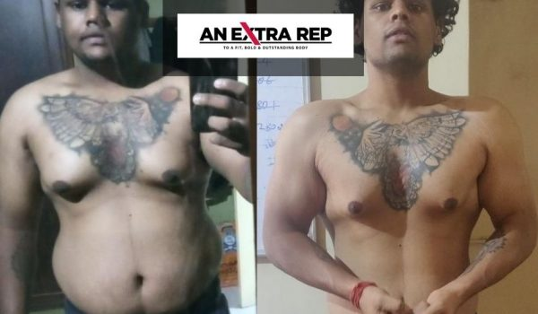 Indian Weight Loss Transformation