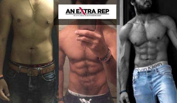 body transformation skinny to muscle